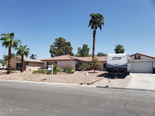 Photo of 4532 Pony Express Street, North Las Vegas, NV 89031 (MLS # 2334958)