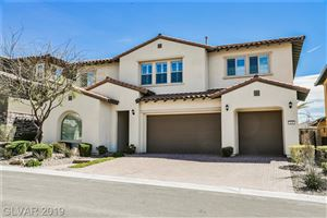 Photo of 454 ROSINA VISTA Street, Las Vegas, NV 89138 (MLS # 2092959)