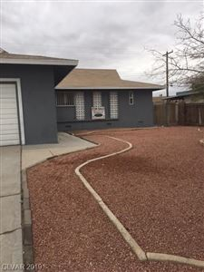 Photo of 1834 RENADA Circle, North Las Vegas, NV 89030 (MLS # 2067960)