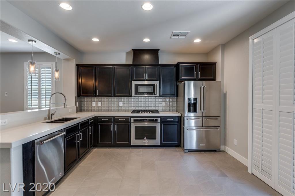 Photo of 487 Astillero Street, Las Vegas, NV 89138 (MLS # 2207961)
