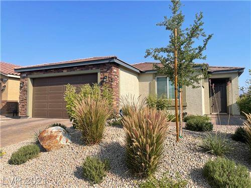 Photo of 5934 Olivine Falls Avenue, Las Vegas, NV 89130 (MLS # 2330962)