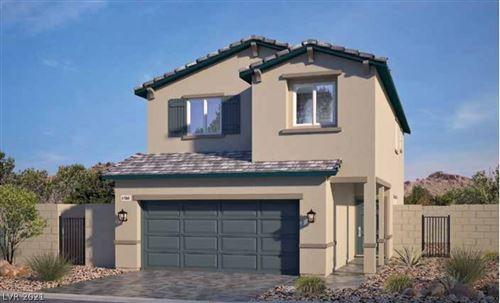 Photo of 3819 Ramura Avenue #Lot 24, North Las Vegas, NV 89084 (MLS # 2342963)