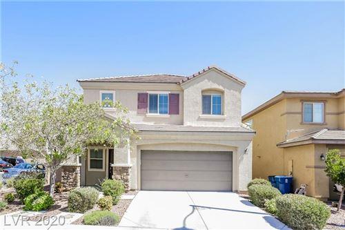 Photo of 10658 Sand Mountain Avenue, Las Vegas, NV 89166 (MLS # 2209964)