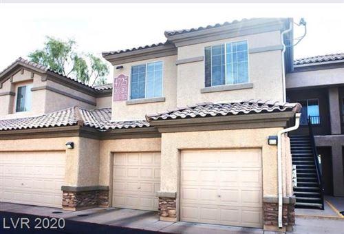 Photo of 4725 Basilicata Lane #202, Las Vegas, NV 89084 (MLS # 2225964)