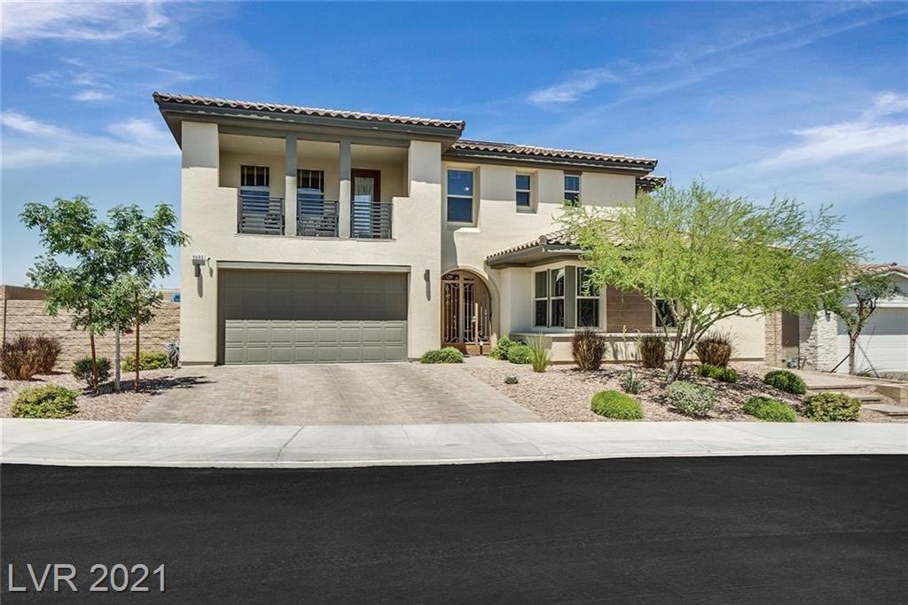 Photo of 9680 Skye Cliff Avenue, Las Vegas, NV 89166 (MLS # 2289964)