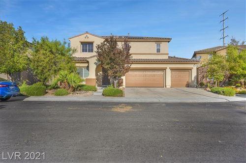 Photo of 8127 Cowboy Springs Street, North Las Vegas, NV 89085 (MLS # 2317965)
