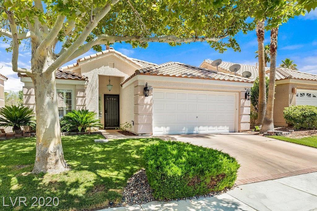 Photo of 2336 Sterling Heights Drive, Las Vegas, NV 89134 (MLS # 2209965)