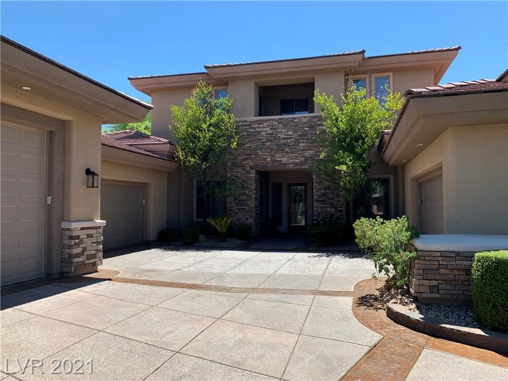 Photo of 3 Dry Brook Trail, Henderson, NV 89052 (MLS # 2275965)