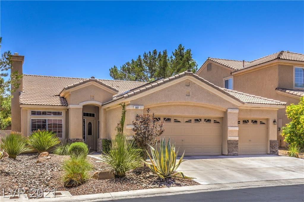 Photo of 5851 Magini Avenue, Las Vegas, NV 89141 (MLS # 2313965)