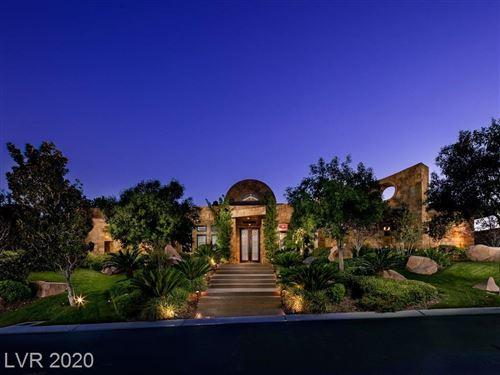 Photo of 15 GOLDEN SUNRAY Lane, Las Vegas, NV 89135 (MLS # 2246966)
