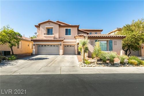 Photo of 8268 Nelson Ridge Lane, Las Vegas, NV 89178 (MLS # 2294966)