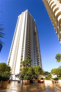 Photo of 125 East HARMON Avenue #321, Las Vegas, NV 89109 (MLS # 2055968)