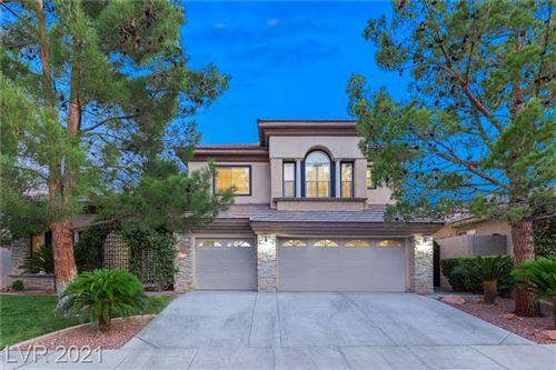 Photo of 10755 HOBBITON Avenue, Las Vegas, NV 89135 (MLS # 2306968)