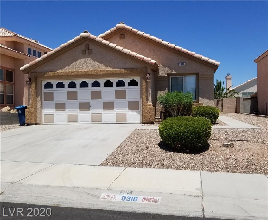 Photo of 9316 Leaping Lilly, Las Vegas, NV 89129 (MLS # 2205968)