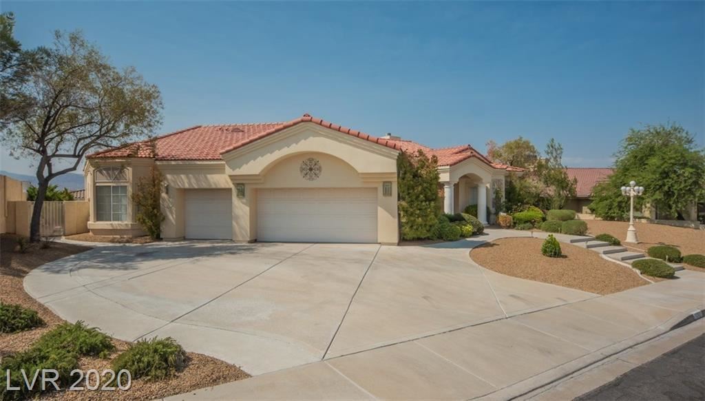 Photo of 1042 Chanterelle Drive, Henderson, NV 89011 (MLS # 2231968)