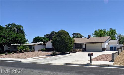 Photo of 2213 Bonnie Brae Avenue, Las Vegas, NV 89102 (MLS # 2292969)
