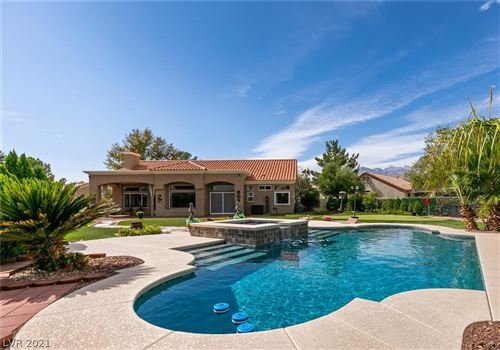 Photo of 2832 Tumble Brook Drive, Las Vegas, NV 89134 (MLS # 2340969)