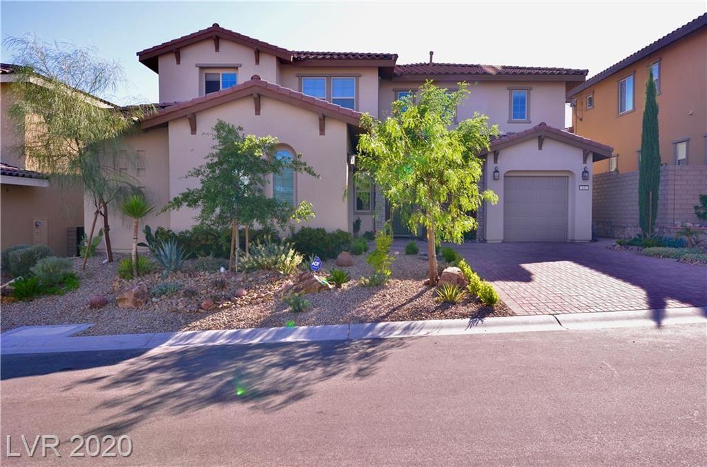 Photo of 441 Beautiful Hill, Las Vegas, NV 89138 (MLS # 2205969)