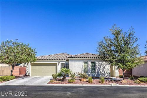 Photo of 6412 Somervell Ranch Street, Las Vegas, NV 89138 (MLS # 2229970)