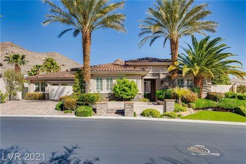 Photo of 11720 Evergreen Creek Lane, Las Vegas, NV 89135 (MLS # 2284970)