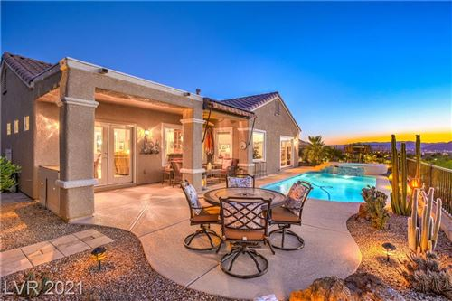 Photo of 3010 Fort Stanwix Road, Henderson, NV 89052 (MLS # 2293971)
