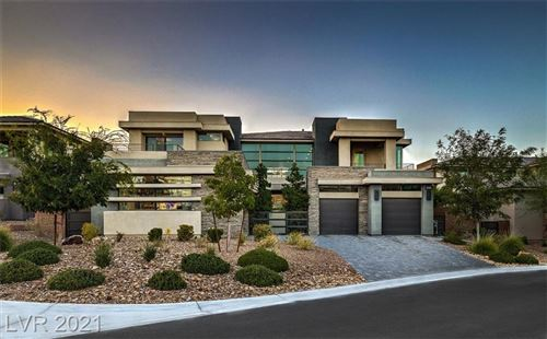Photo of 4165 Bronze Ridge Street, Las Vegas, NV 89135 (MLS # 2324971)