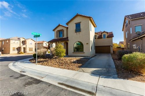 Photo of 7352 JELSON FALLS Street, Las Vegas, NV 89131 (MLS # 2157972)