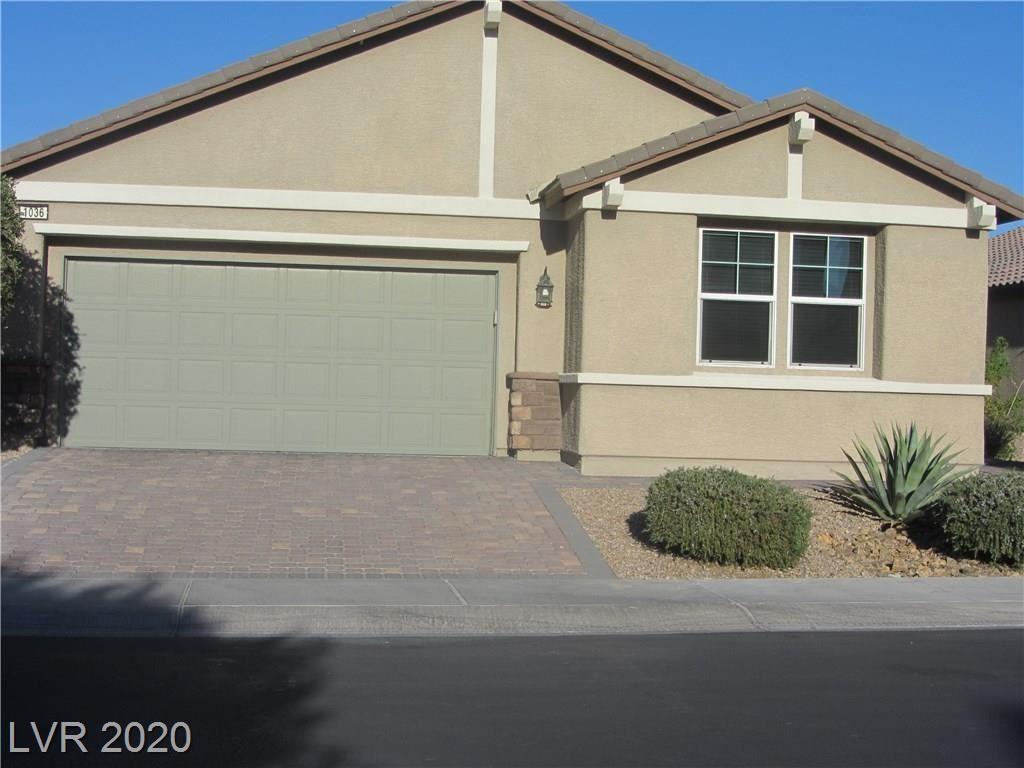 Photo of 1036 Via Dell Bacio Drive, Henderson, NV 89052 (MLS # 2242972)