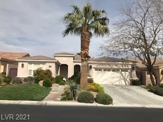 Photo of 3288 Rabbit Brush Court, Las Vegas, NV 89135 (MLS # 2258973)