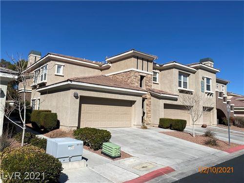 Photo of 10809 GARDEN MIST Drive #2090, Las Vegas, NV 89135 (MLS # 2270973)