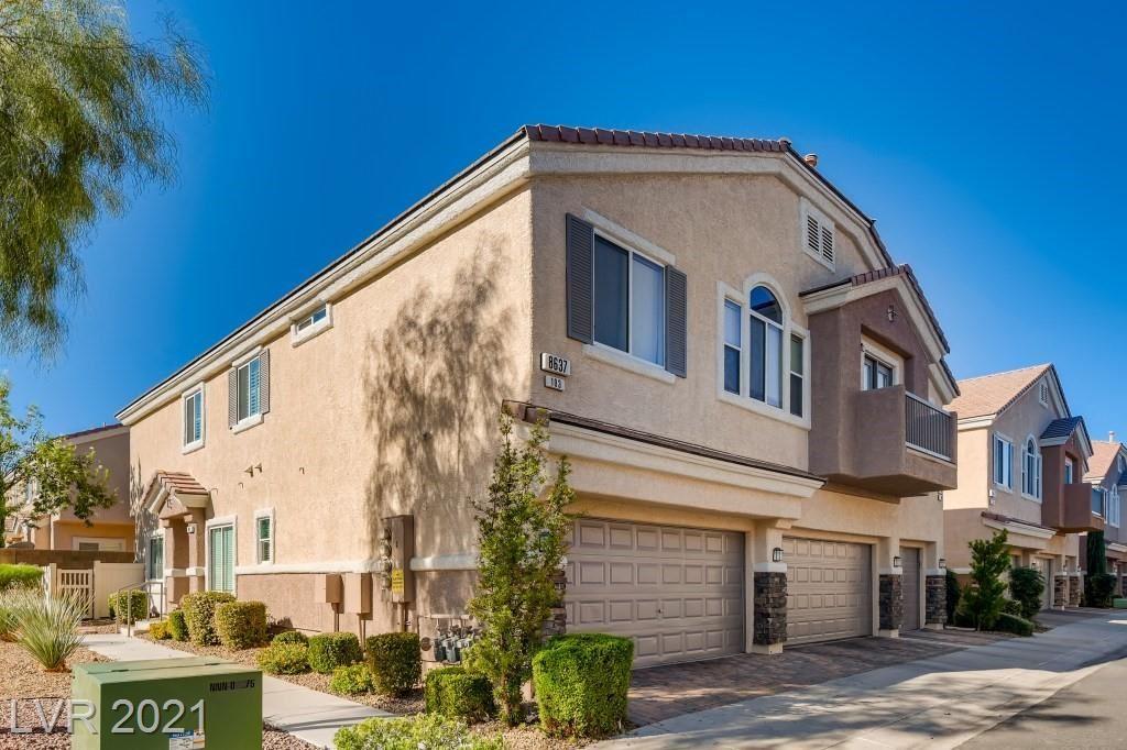 Photo of 8637 Tom Noon Avenue #103, Las Vegas, NV 89178 (MLS # 2331973)