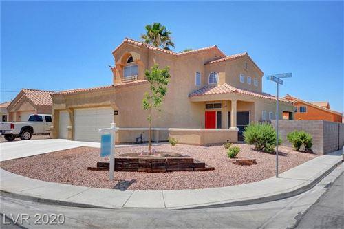 Photo of 1406 Basin Brook Drive, North Las Vegas, NV 89032 (MLS # 2208974)