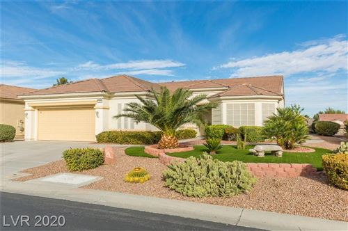 Photo of 2570 HAYESVILLE Avenue, Henderson, NV 89052 (MLS # 2182975)