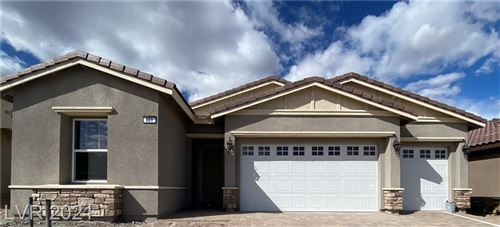 Photo of 601 Sandpiper Run Lane, Henderson, NV 89011 (MLS # 2260975)