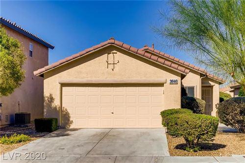 Photo of 3646 Laguna Veneta Avenue, Las Vegas, NV 89141 (MLS # 2240976)