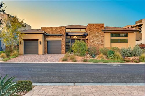 Photo of 54 GLADE HOLLOW Drive #None, Las Vegas, NV 89135 (MLS # 2320976)