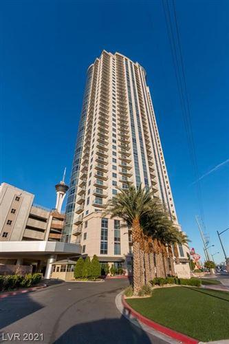 Photo of 200 SAHARA Avenue #3410, Las Vegas, NV 89102 (MLS # 2337976)