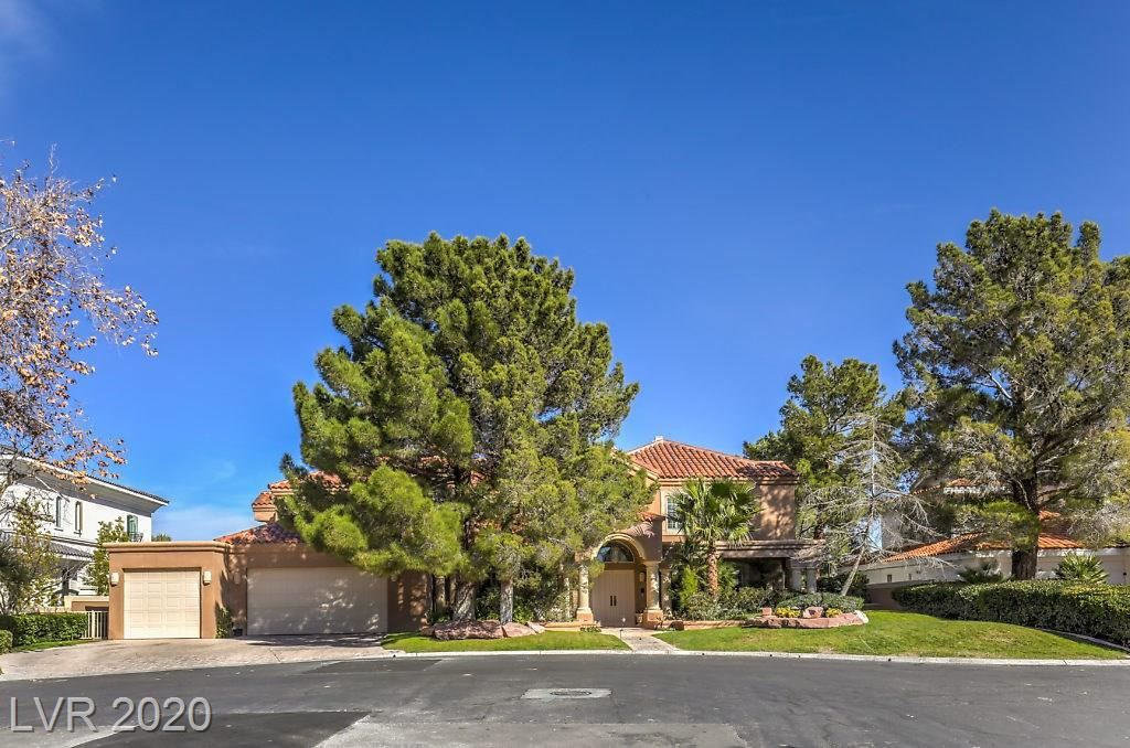 Photo for 2936 COAST LINE Court, Las Vegas, NV 89117 (MLS # 2161978)