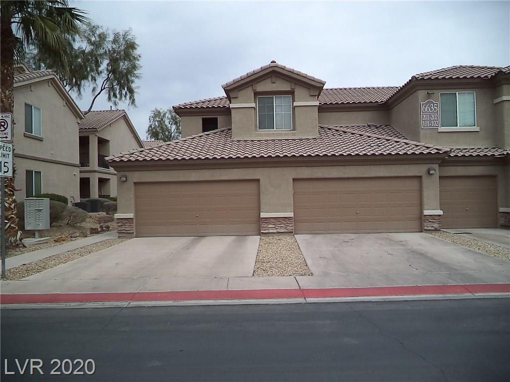 6635 Caporetto Lane #201, North Las Vegas, NV 89084 - #: 2178978