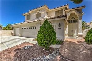 Photo of 9592 GAINEY RANCH Avenue, Las Vegas, NV 89147 (MLS # 2136979)
