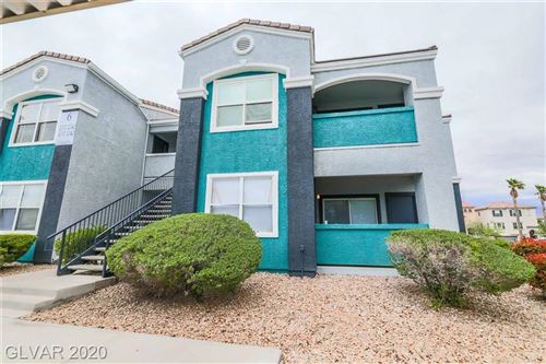 Photo of 6955 DURANGO Drive #2038, Las Vegas, NV 89149 (MLS # 2167979)