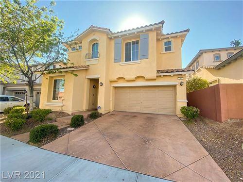 Photo of 1365 Manorwood Street, Las Vegas, NV 89135 (MLS # 2285981)