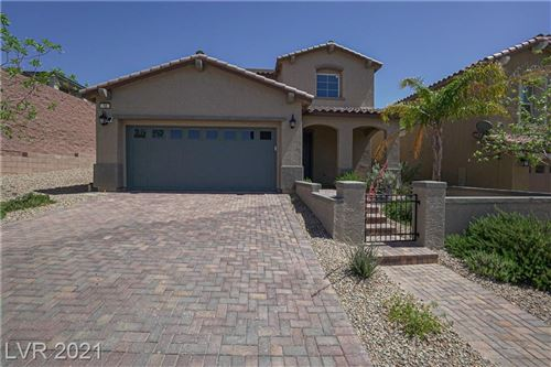 Photo of 12 Via Dolcetto, Henderson, NV 89011 (MLS # 2288981)