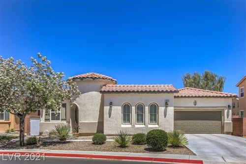 Photo of 3012 Grasswren Drive, North Las Vegas, NV 89084 (MLS # 2294981)