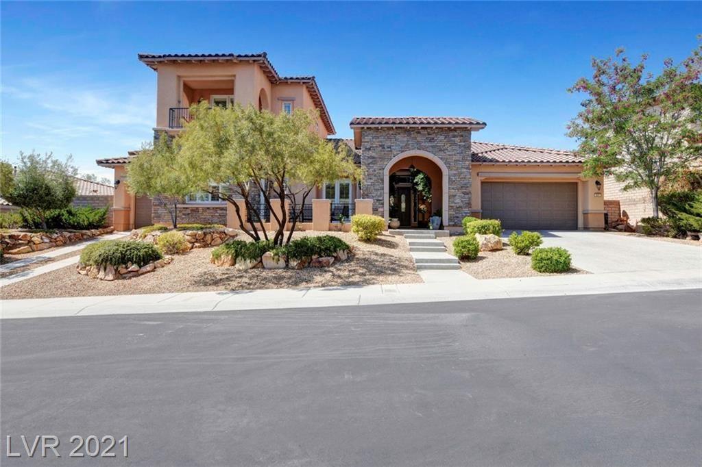 Photo of 631 Chervil Valley Drive, Las Vegas, NV 89138 (MLS # 2283981)