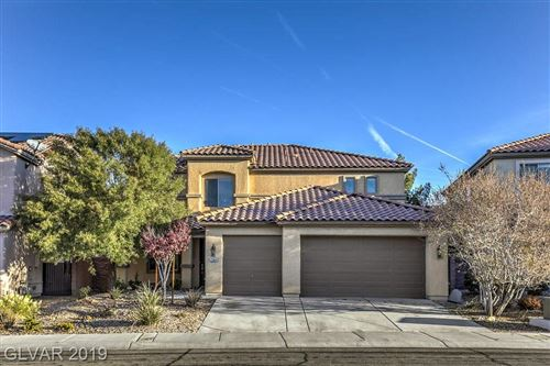 Photo of 2564 CALANQUES Terrace, Henderson, NV 89044 (MLS # 2160982)