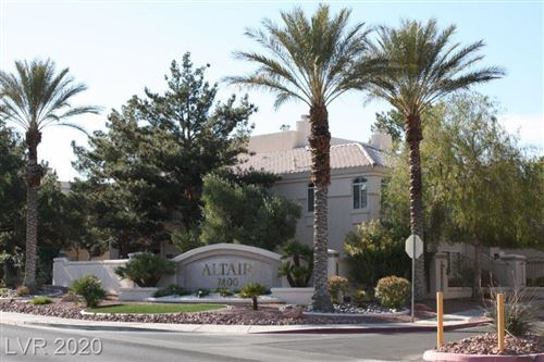 Photo of 7400 Flamingo Road #1095, Las Vegas, NV 89147 (MLS # 2240982)