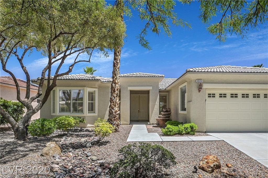 Photo of 4616 Fiore Bella, Las Vegas, NV 89135 (MLS # 2197982)