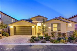 Photo of 12230 CRYSTAL SHORE Avenue, Las Vegas, NV 89138 (MLS # 2124983)
