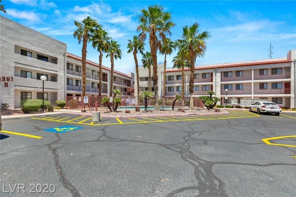 Photo of 1361 East University #111, Las Vegas, NV 89119 (MLS # 2198983)